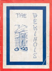 Pekin High School - Pekinian Yearbook (Pekin, IL) online yearbook collection, 1942 Edition, Page 1