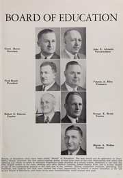 Page 11, 1946 Edition, Dearborn High School - Pioneer Yearbook (Dearborn, MI) online yearbook collection