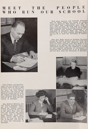 Page 12, 1946 Edition, Dearborn High School - Pioneer Yearbook (Dearborn, MI) online yearbook collection