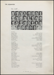 Page 12, 1940 Edition, Piqua Central High School - Piquonian Yearbook (Piqua, OH) online yearbook collection