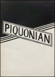 Page 7, 1940 Edition, Piqua Central High School - Piquonian Yearbook (Piqua, OH) online yearbook collection
