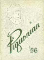 1956 Edition, Piqua Central High School - Piquonian Yearbook (Piqua, OH)
