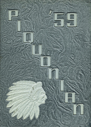 1959 Edition, Piqua Central High School - Piquonian Yearbook (Piqua, OH)