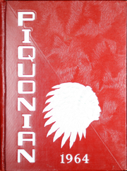 1964 Edition, Piqua Central High School - Piquonian Yearbook (Piqua, OH)