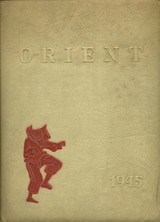 Page 1, 1945 Edition, East High School - Orient Yearbook (Rochester, NY) online yearbook collection