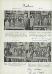 Page 16, 1945 Edition, East High School - Orient Yearbook (Rochester, NY) online yearbook collection