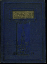 1940 Edition, Worcester High School of Commerce - Caduceus Yearbook (Worcester, MA)