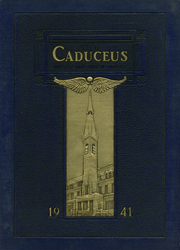 1941 Edition, Worcester High School of Commerce - Caduceus Yearbook (Worcester, MA)