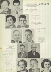 Page 12, 1953 Edition, Central High School - Red and Black Yearbook (Phenix City, AL) online yearbook collection