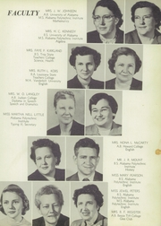 Page 13, 1953 Edition, Central High School - Red and Black Yearbook (Phenix City, AL) online yearbook collection