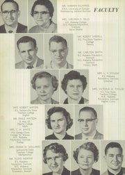 Page 14, 1953 Edition, Central High School - Red and Black Yearbook (Phenix City, AL) online yearbook collection