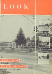 Page 5, 1953 Edition, Central High School - Red and Black Yearbook (Phenix City, AL) online yearbook collection