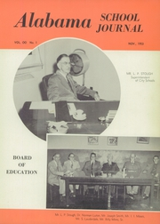 Page 9, 1953 Edition, Central High School - Red and Black Yearbook (Phenix City, AL) online yearbook collection