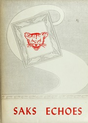 Page 1, 1957 Edition, Saks High School - Saks Echoes Yearbook (Anniston, AL) online yearbook collection