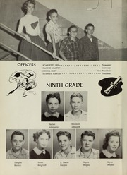 Page 10, 1957 Edition, Saks High School - Saks Echoes Yearbook (Anniston, AL) online yearbook collection