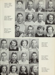 Page 11, 1957 Edition, Saks High School - Saks Echoes Yearbook (Anniston, AL) online yearbook collection