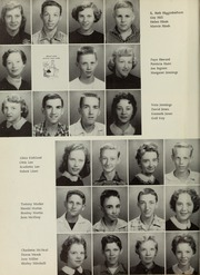 Page 12, 1957 Edition, Saks High School - Saks Echoes Yearbook (Anniston, AL) online yearbook collection