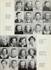 Page 13, 1957 Edition, Saks High School - Saks Echoes Yearbook (Anniston, AL) online yearbook collection