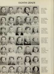 Page 14, 1957 Edition, Saks High School - Saks Echoes Yearbook (Anniston, AL) online yearbook collection