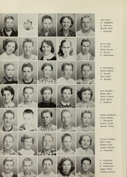 Page 16, 1957 Edition, Saks High School - Saks Echoes Yearbook (Anniston, AL) online yearbook collection