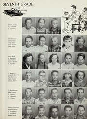 Page 17, 1957 Edition, Saks High School - Saks Echoes Yearbook (Anniston, AL) online yearbook collection