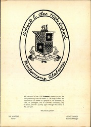 Page 5, 1956 Edition, Robert E Lee High School - Scabbard Yearbook (Montgomery, AL) online yearbook collection