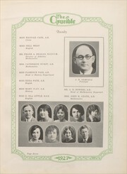 Page 13, 1927 Edition, Gadsden High School - Crucible Yearbook (Gadsden, AL) online yearbook collection