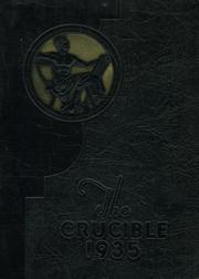 Gadsden High School - Crucible Yearbook (Gadsden, AL) online yearbook collection, 1935 Edition, Page 1