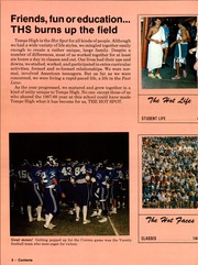 Page 6, 1988 Edition, Tempe High School - Horizon Yearbook (Tempe, AZ) online yearbook collection