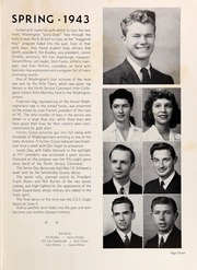 Page 15, 1943 Edition, George Washington High School - Surveyor Yearbook (San Francisco, CA) online yearbook collection