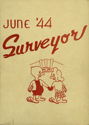 Page 1, 1944 Edition, George Washington High School - Surveyor Yearbook (San Francisco, CA) online yearbook collection