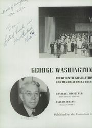 Page 8, 1944 Edition, George Washington High School - Surveyor Yearbook (San Francisco, CA) online yearbook collection