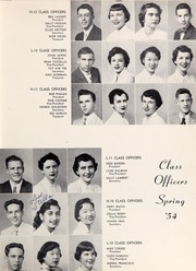 Page 13, 1954 Edition, George Washington High School - Surveyor Yearbook (San Francisco, CA) online yearbook collection