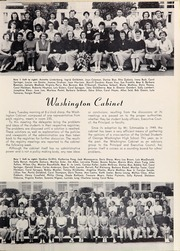 Page 17, 1954 Edition, George Washington High School - Surveyor Yearbook (San Francisco, CA) online yearbook collection