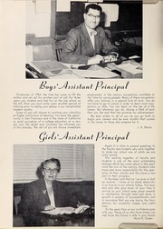 Page 8, 1954 Edition, George Washington High School - Surveyor Yearbook (San Francisco, CA) online yearbook collection