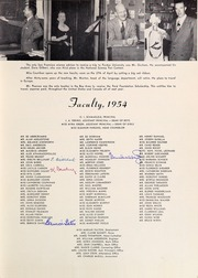 Page 9, 1954 Edition, George Washington High School - Surveyor Yearbook (San Francisco, CA) online yearbook collection