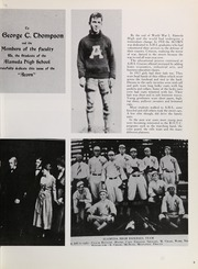 Page 13, 1974 Edition, Alameda High School - Acorn Yearbook (Alameda, CA) online yearbook collection