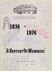 Page 5, 1974 Edition, Alameda High School - Acorn Yearbook (Alameda, CA) online yearbook collection