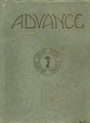 Arcata High School - Advance Yearbook (Arcata, CA) online yearbook collection, 1917 Edition, Page 1