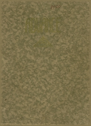 Arcata High School - Advance Yearbook (Arcata, CA) online yearbook collection, 1920 Edition, Page 1