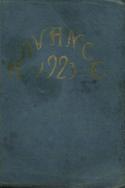 Arcata High School - Advance Yearbook (Arcata, CA) online yearbook collection, 1923 Edition, Page 1