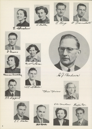 Page 12, 1952 Edition, Fortuna Union High School - Megaphone Yearbook (Fortuna, CA) online yearbook collection