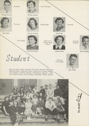 Page 14, 1952 Edition, Fortuna Union High School - Megaphone Yearbook (Fortuna, CA) online yearbook collection