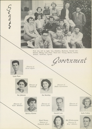 Page 15, 1952 Edition, Fortuna Union High School - Megaphone Yearbook (Fortuna, CA) online yearbook collection