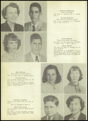 Page 14, 1951 Edition, Pasco High School - Pirate Yearbook (Dade City, FL) online yearbook collection