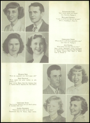 Page 15, 1951 Edition, Pasco High School - Pirate Yearbook (Dade City, FL) online yearbook collection