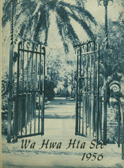 1956 Edition, Winter Haven High School - Wha Hwa Hta See Yearbook (Winter Haven, FL)