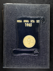 1965 Edition, Winter Haven High School - Wha Hwa Hta See Yearbook (Winter Haven, FL)