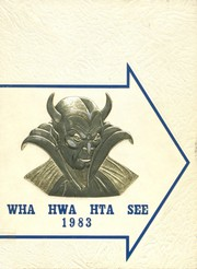 1983 Edition, Winter Haven High School - Wha Hwa Hta See Yearbook (Winter Haven, FL)