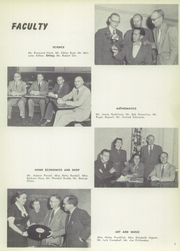 Page 13, 1956 Edition, Mountain View Union High School - Blue and Gray Yearbook (Mountain View, CA) online yearbook collection